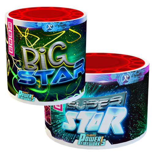 Super Star & Big Star 2 halen 1 betalen!