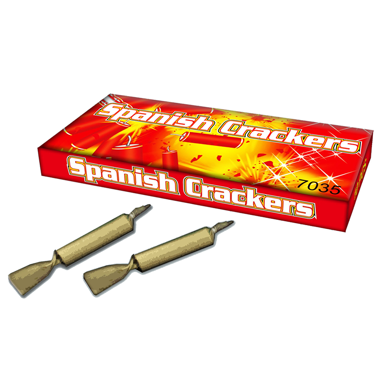 Spanish Crackers