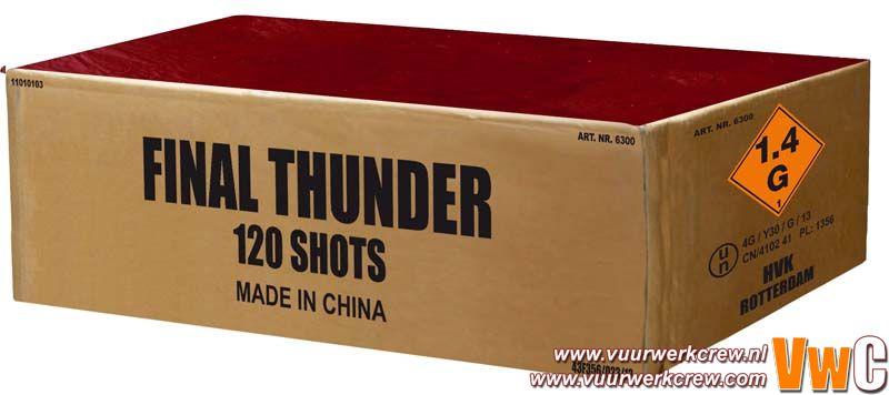 Final Thunder